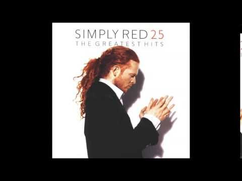 Simply Red 25 The Greatest Hits Youtube Simply Red Greatest Hits Album Covers