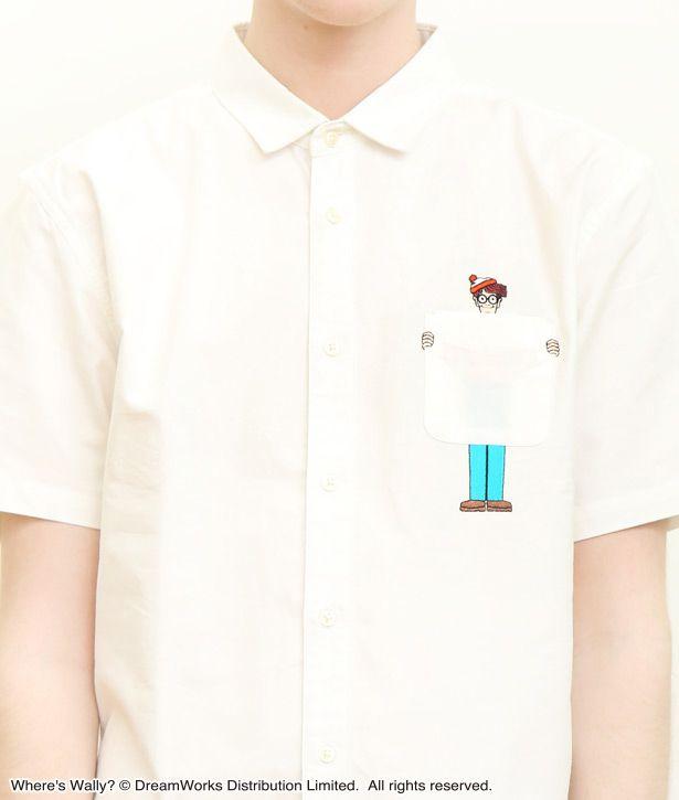a9ac8263 Design Graniph x Wally 日本限定 | Where's Wally | Mens tops, Shirts ...