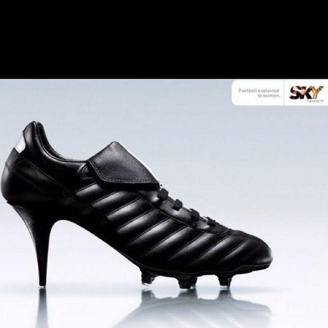 91bea6dbed I want these soccer cleats high heels so bad!!!