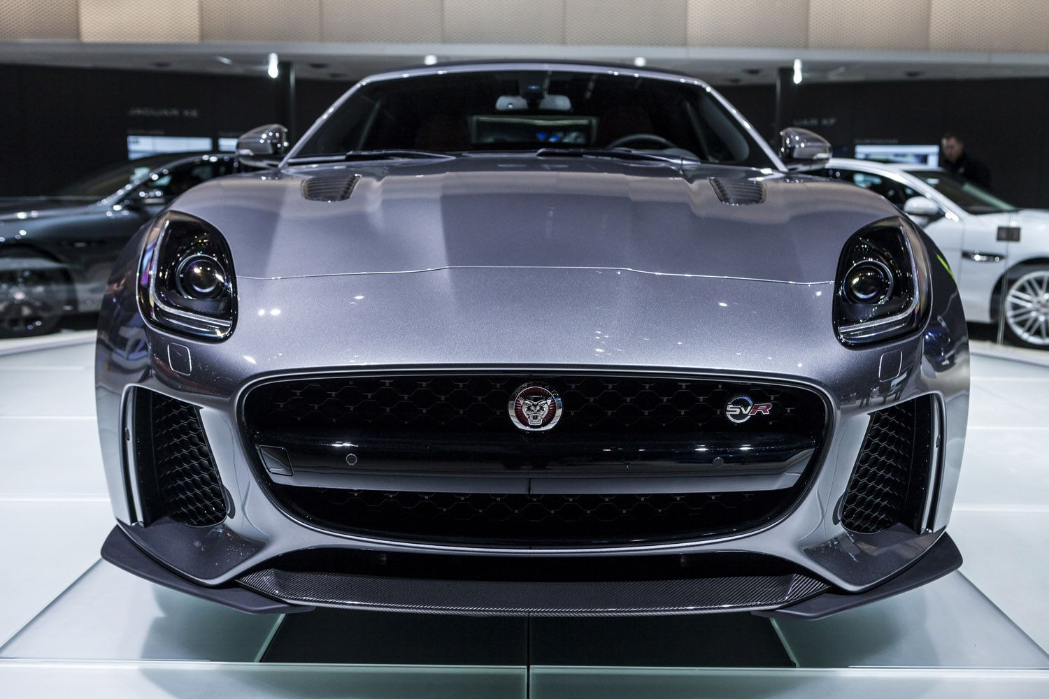 2018 Jaguar F Type SVR Release Date And Price. 2018 Jaguar F Varieties SVR  Coupe Launches Supercharged Engine Which Offers 550 Horsepower.