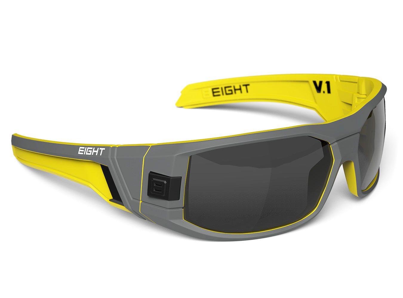 2d9887697ba Matte Gray Yellow V.1 sunglasses from EIGHT Eyewear WWW.IWEAR8.COM   8eyewear  sunglasses  shades  cool  mensfashion  fashion  style  summer   eight  sports   ...