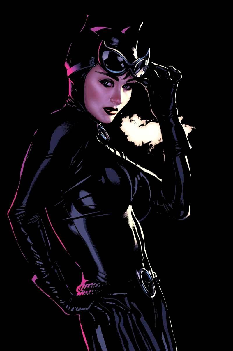 Catwoman Gespielt Von
