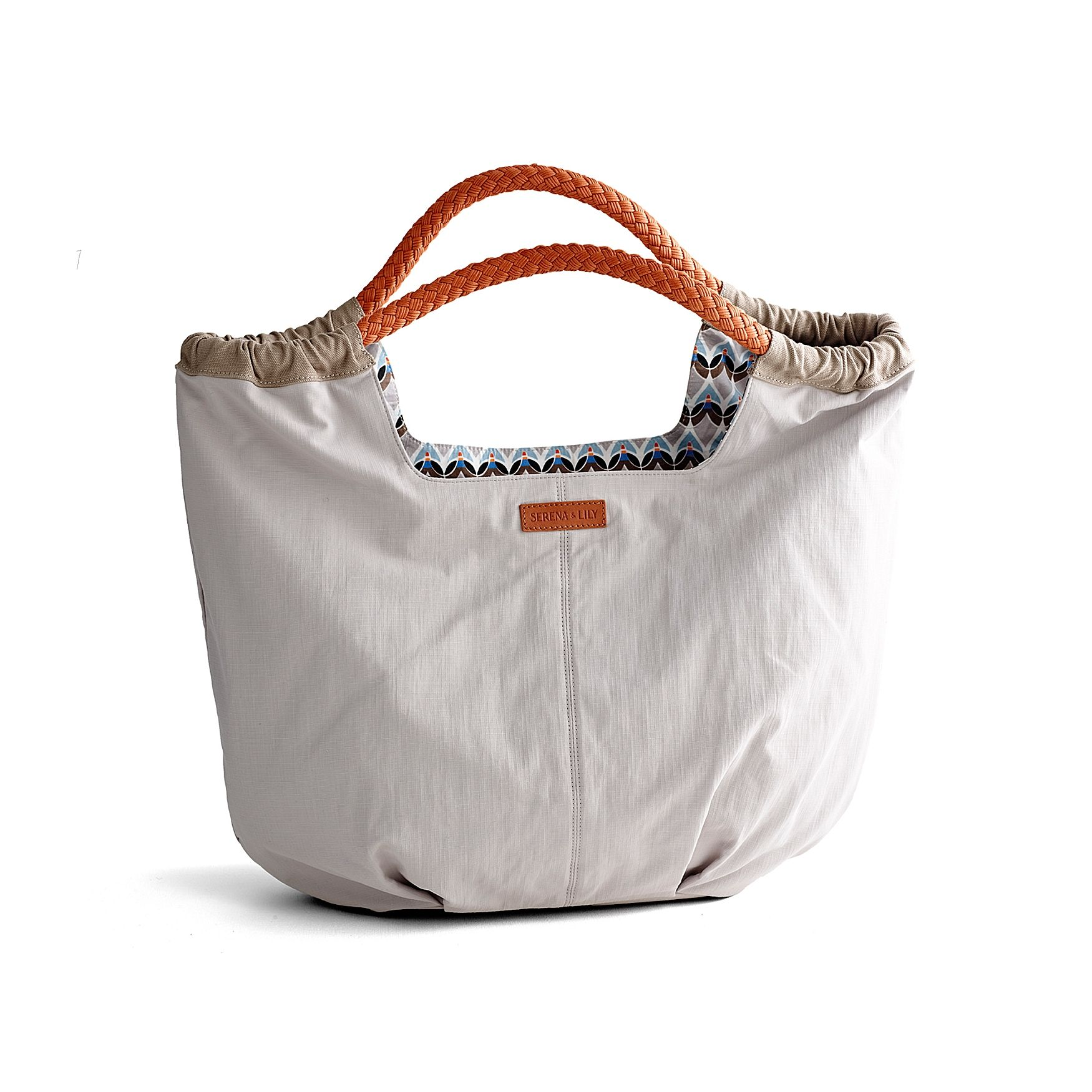 Pacific Tote - Pebble Grey // take me with you... #designinspiration