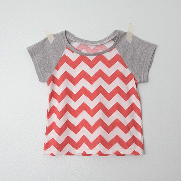 how to pattern draft and sew a raglan tee in any size | Raglan ...