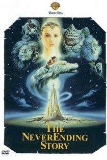 A Historia Sem Fim 1984 Neverending Story Movie The