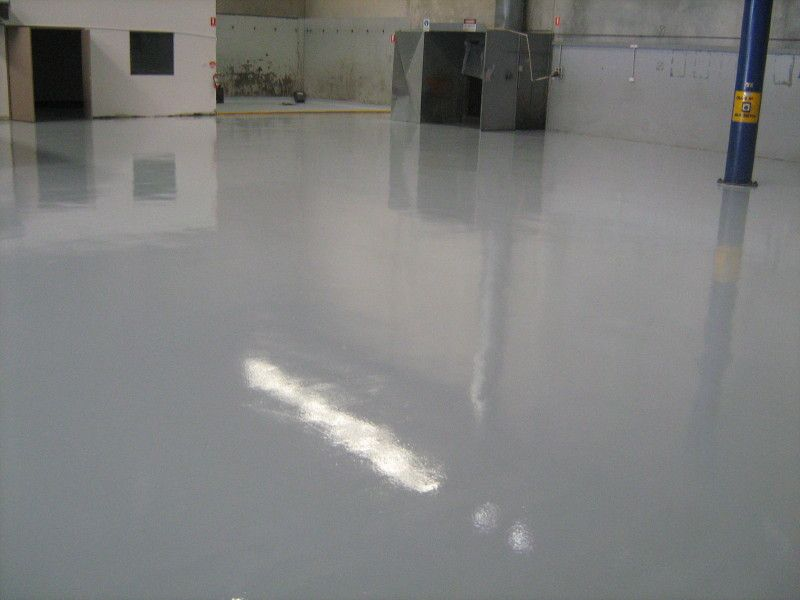 Industrial Epoxy Coatings For Concrete Floor For Great