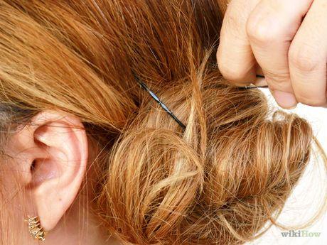 do your hair in a side bun  beauty tips for hair hair