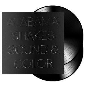 Alabama Shakes Sound And Color Double 180 Gram Lp Alabama Color