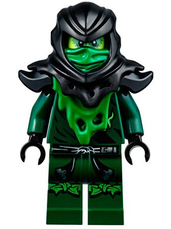 Ninja verde malvado green ninja - Personajes y minifiguras LEGO ...