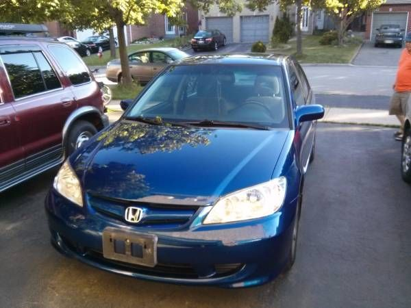 *REDUCED PRICE* 2005 Honda Civic Si Sedan (123,000 Kmu0027s) (Mississauga)