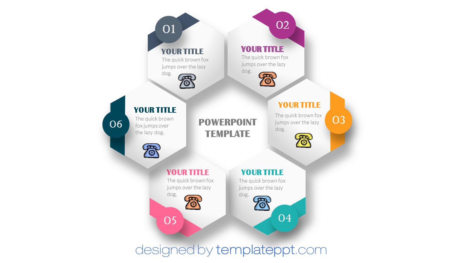 Microsoft Powerpoint Infographic Templates Free Download