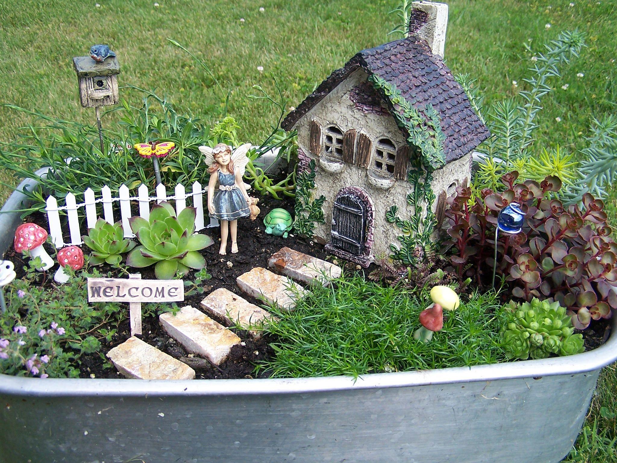 100 2476 Fairy Garden Containers Fairy Garden Diy Fairy Garden