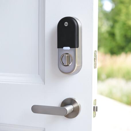 Nest X Yale Lock Yale locks, Front door locks, Door handles