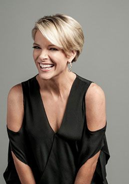 Megyn Kelly New Hair Style : megyn, kelly, style, Megyn, Kelly:, 'Work, Harder., Better., Whining.', SUCCESS, Short, Styles,, Charlize, Theron, Hair,, Thick, Styles