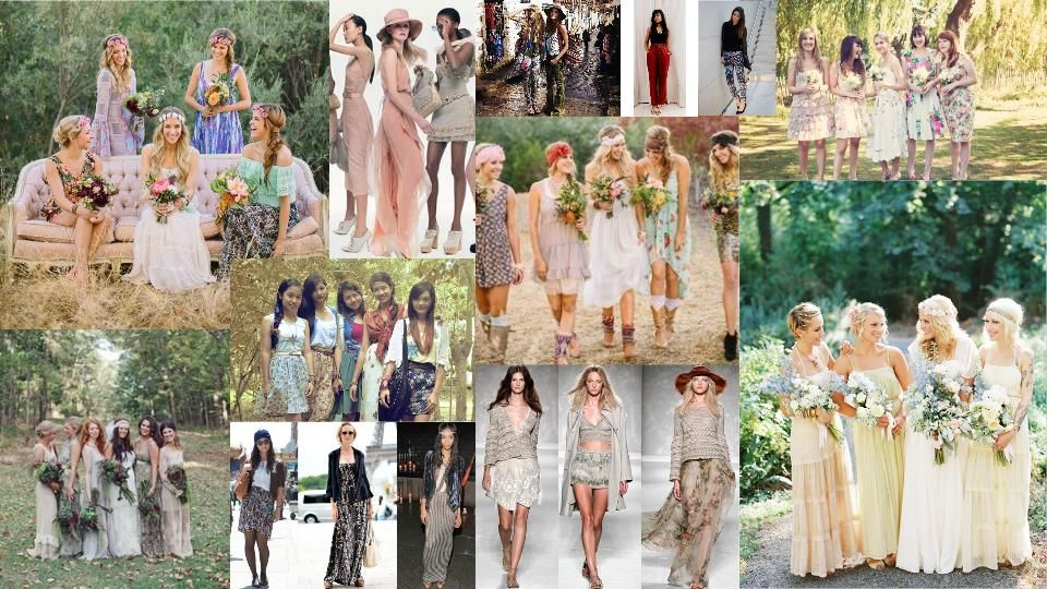 Magnifiek Dresscode- Bohemian chic | Wedding in 2018 | Pinterest - Boho @CJ37