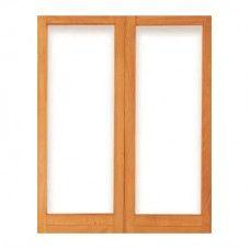 Winsters Double Full Pane Door 1612x2032 Main en suite