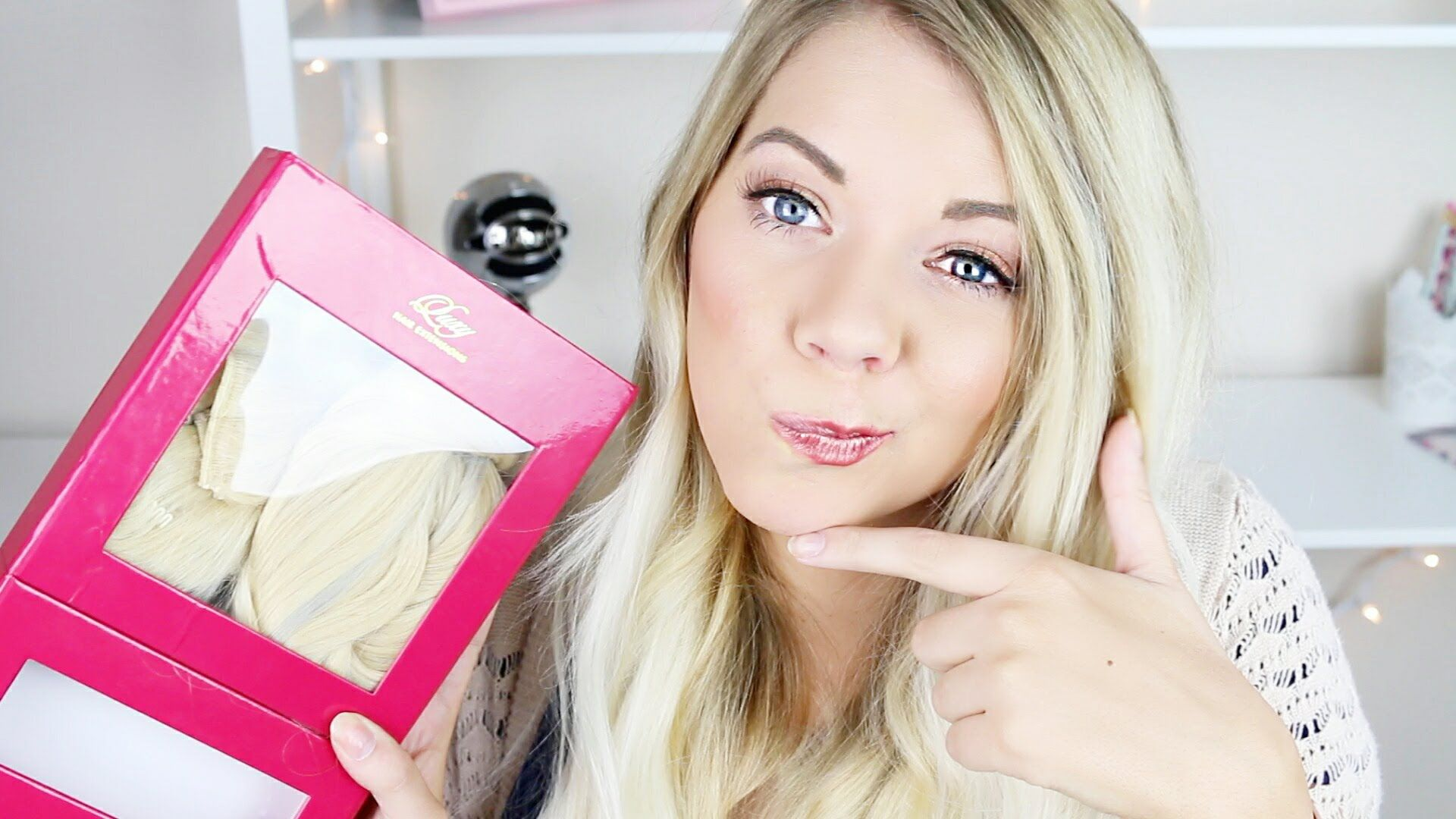 Luxy Hair Extensions Review Coupon Code Blonde Pinterest