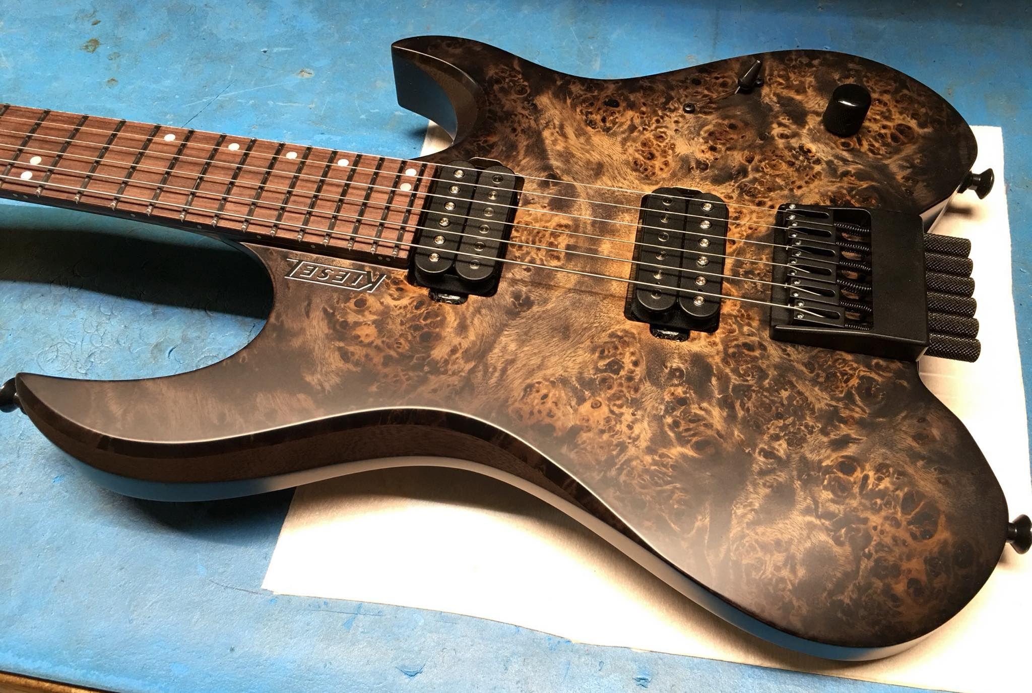 guitare kiesel