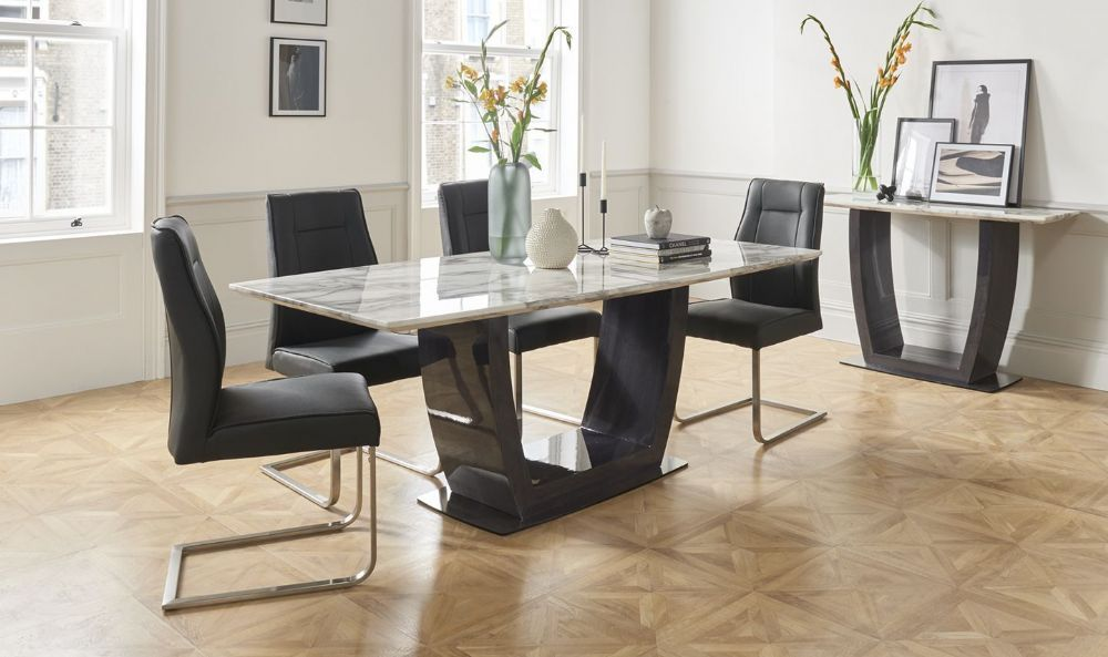 Shadow Grey Dining Table