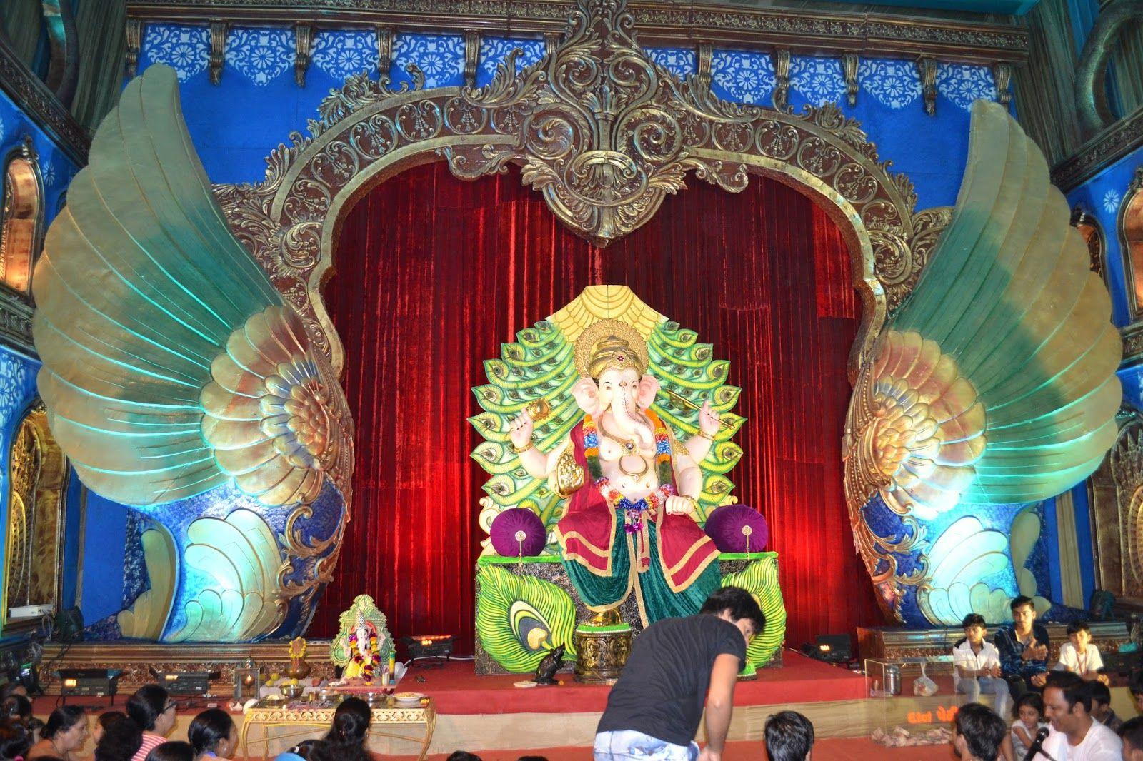 2017 Surat City Famous Ganesha Group Celebration