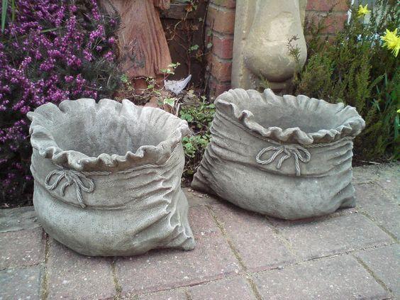 Photo of How to make amazing DIY concrete sack pots