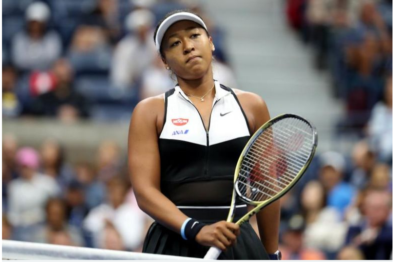 Reigning US Open champion Naomi Osaka knocked out by 13th