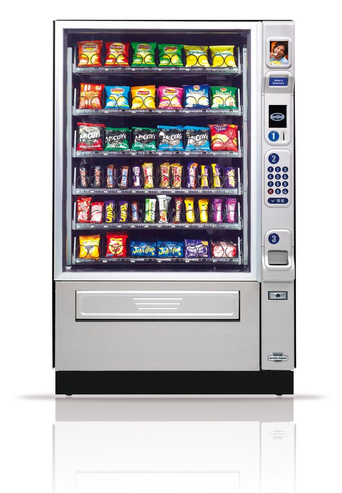 Vending Machines Near Me >> More people die from vending machines than sharks ...