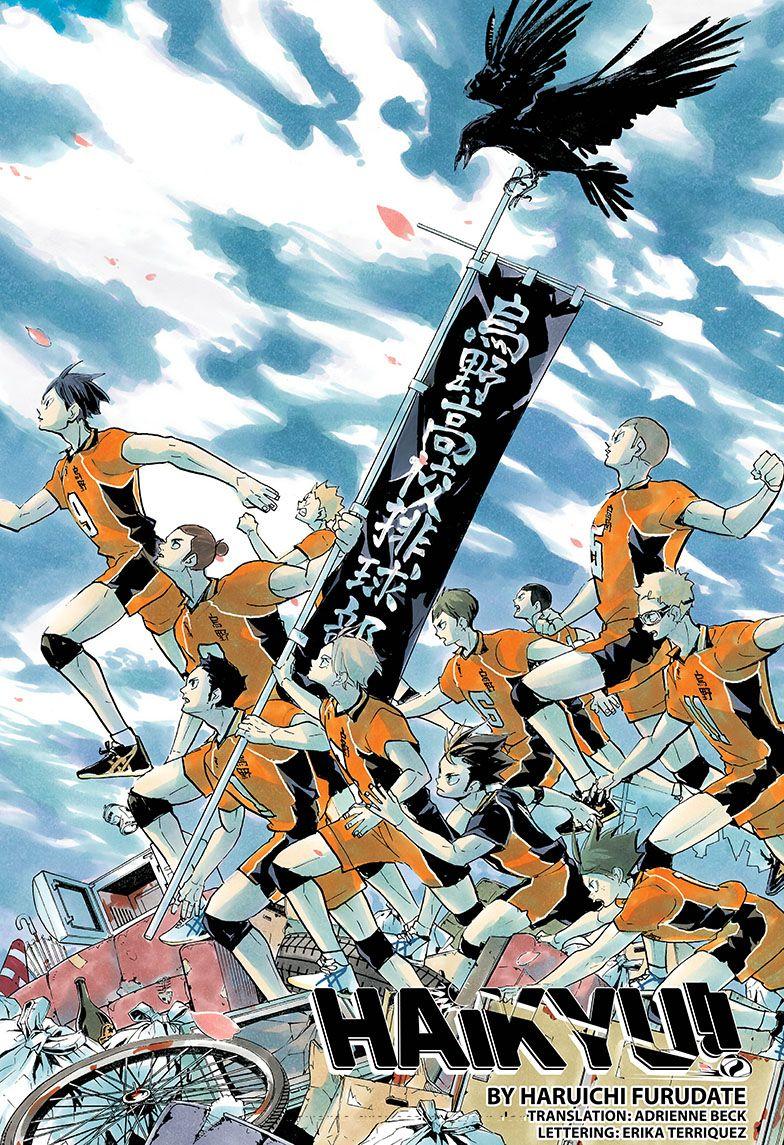Haikyuu Chapter 367 Read Haikyuu!! Manga Online in