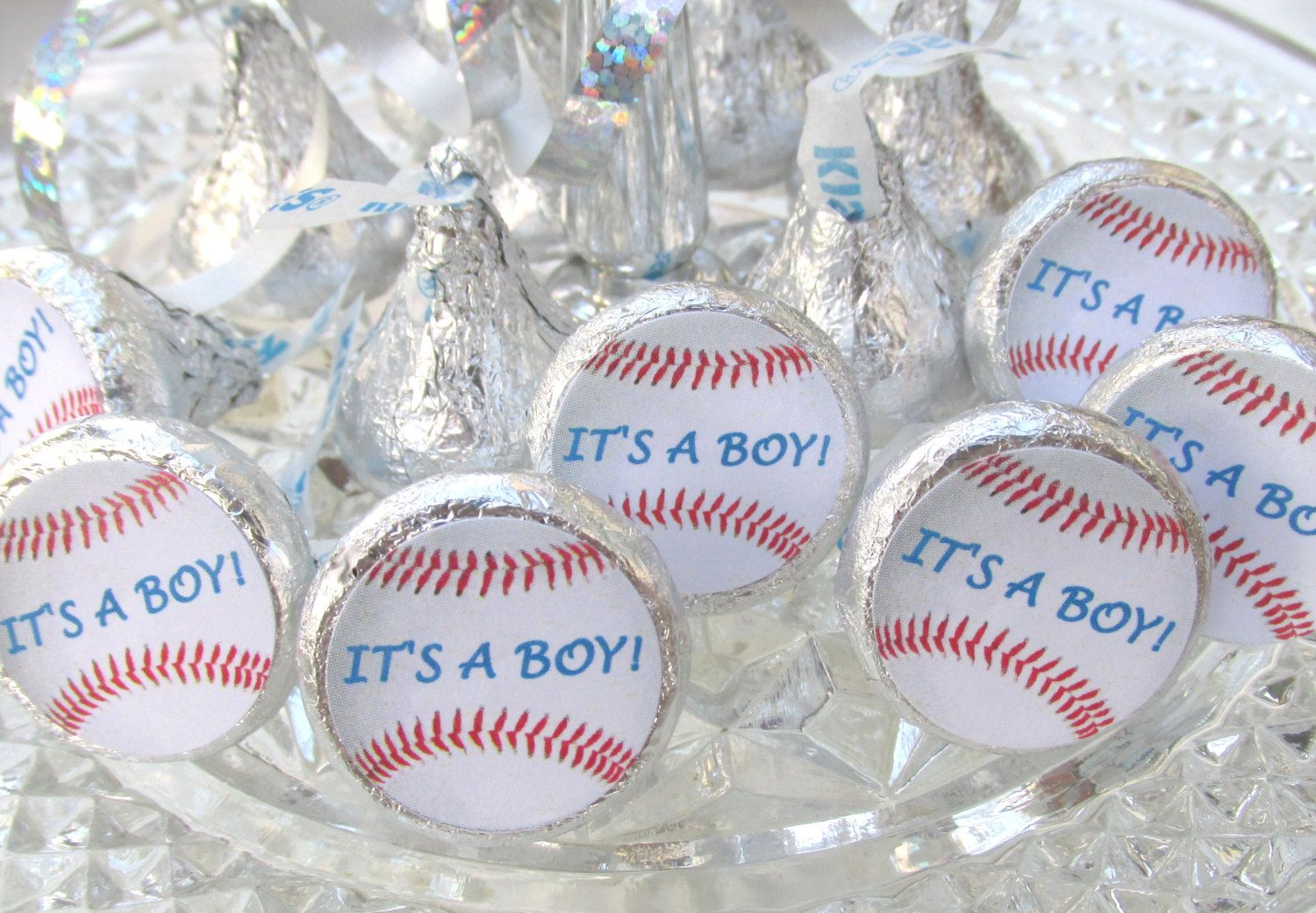 Baseball Sports Baby Shower Its A Boy Party By PartyPerksPrints, $4.99