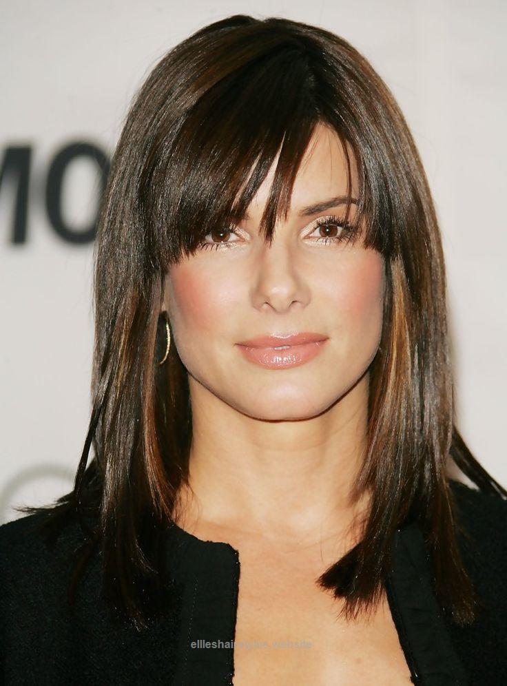 Medium Length Hairstyles For Women Over 40 Hair Medium Hair Cuts