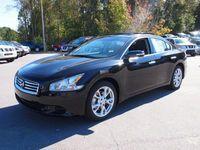 New 2012 Nissan Maxima New Bern Nc 3 5 Sv 3 5l 6cyl Fuel Injected