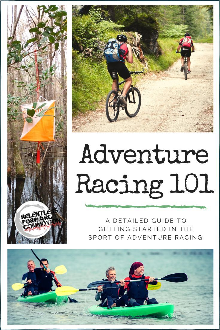 Adventure Racing 101: A Guide for AR Beginners