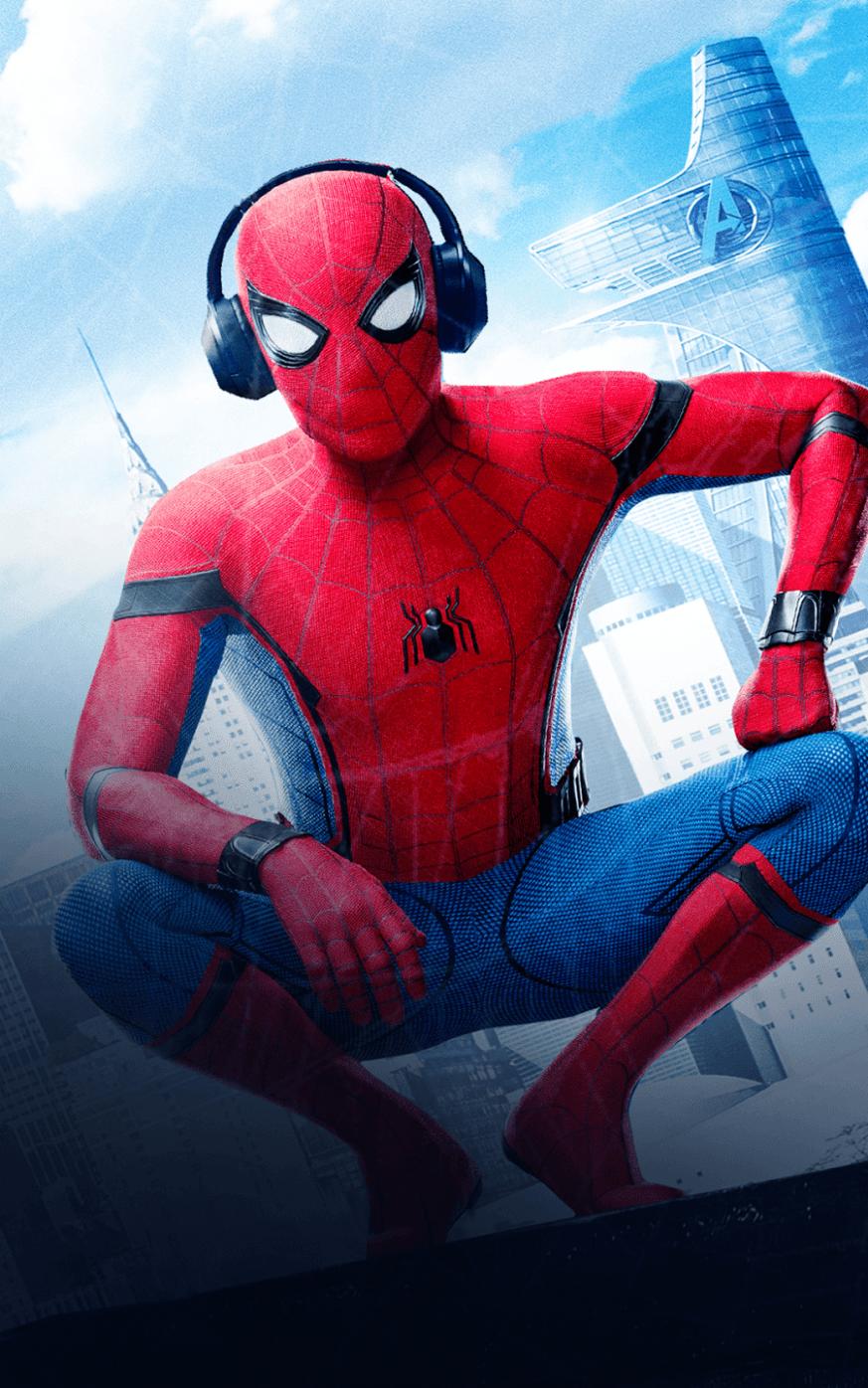 Spiderman Homecoming Streamkiste