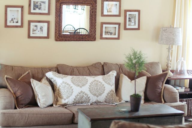 Catching Up Above Couch Decor Wall Decor Living Room Couch Decor