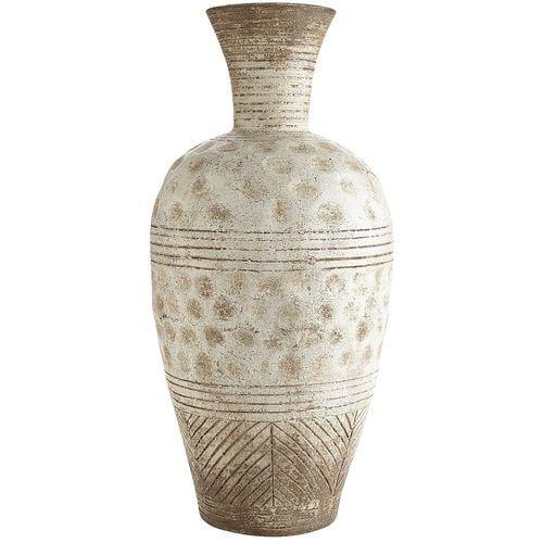 Bella Antique White Terracotta Floor Vase Pier 1 Imports Kitchen