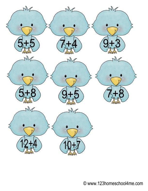 Pin by Satin Lenta on примеры   Pinterest   Maths, Math addition and ...
