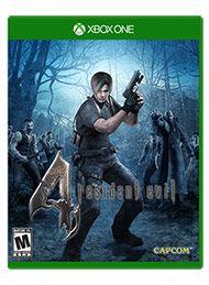 Resident Evil 4 Hd For Xbox One Gamestop Resident Evil