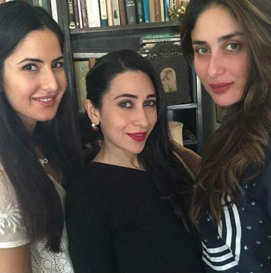 Katrina Kaif Spends Christmas With Boyfriend Ranbir Kapoor S Family Katrina Kaif Kareena Kapoor Katrina
