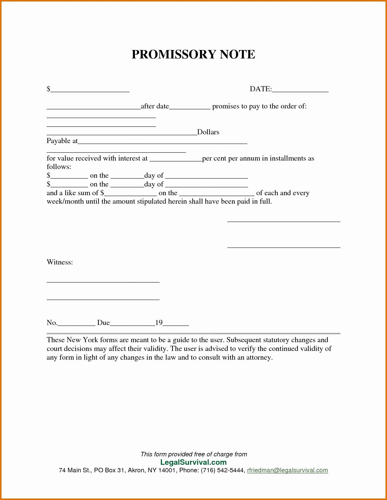 Free Loan forms Template Inspirational Free Printable Personal ...