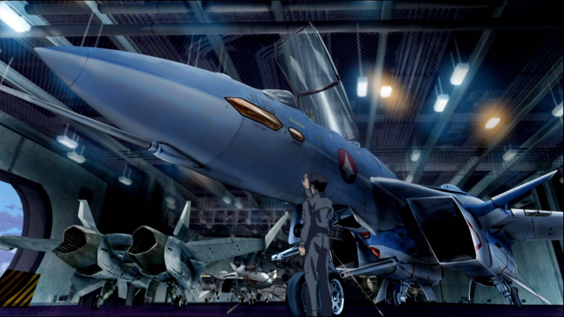 Cap Flightsuit Hangar Kudou Shin Macross Zero Mecha U