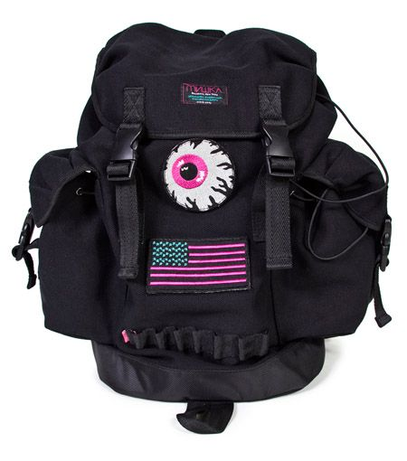 Mishka Backpack. Find this Pin and more ... b1b47e9a93c66