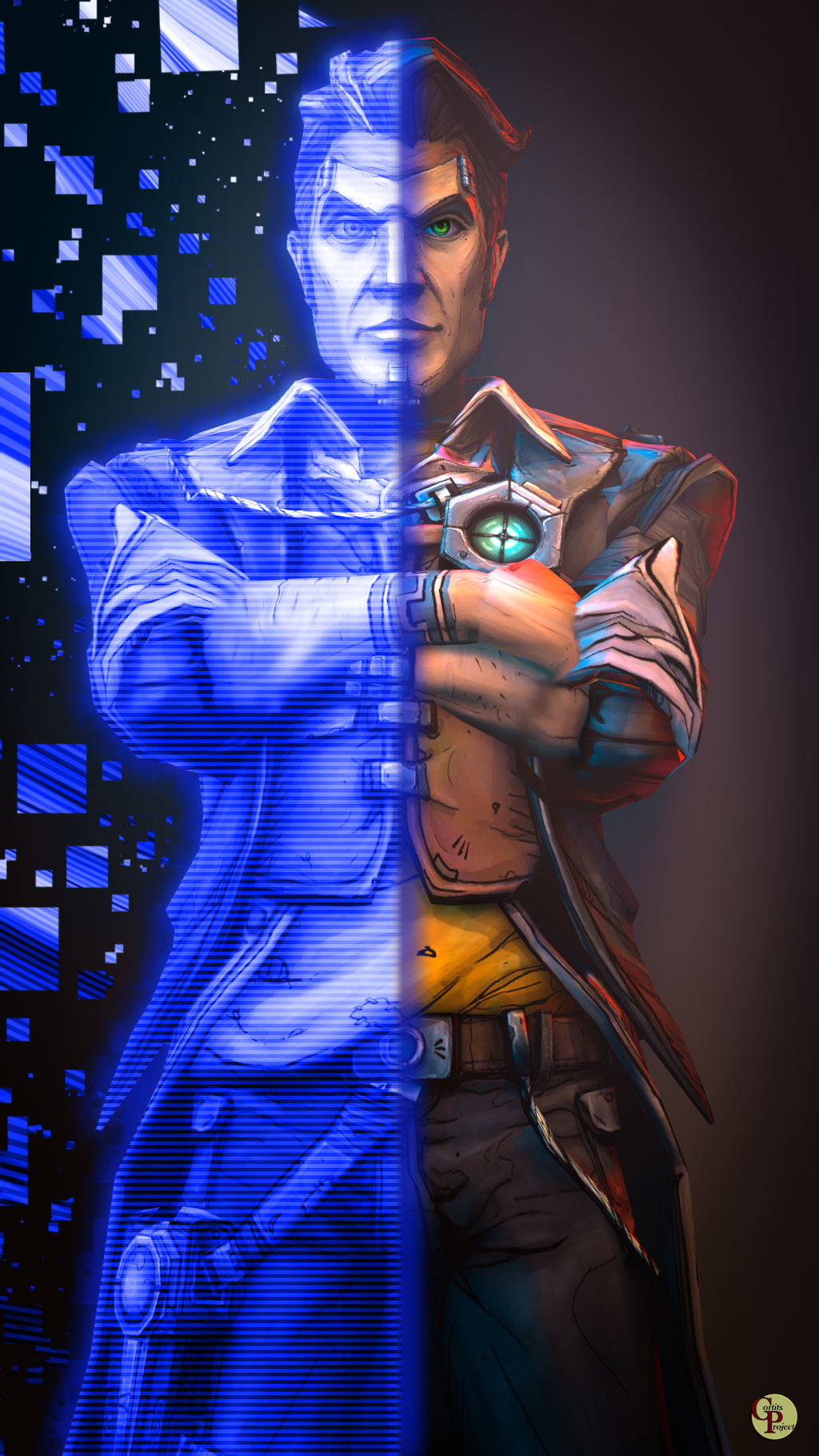 Hail To The King Baby Handsome Jack Borderlands