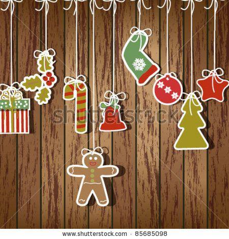 Holiday Vector Set Stock Photos, Holiday Vector Set Stock Photography, Holiday Vector Set Stock Images : Shutterstock.com