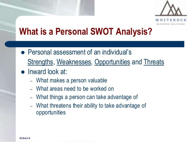 Image Result For Swot Analysis For Personal Use  Personal