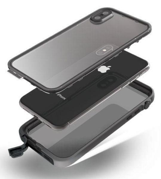 6a44b64b0c 【Catalyst】カタリスト iPhone X 完全防水ケース [Catalyst Case for iPhone X]