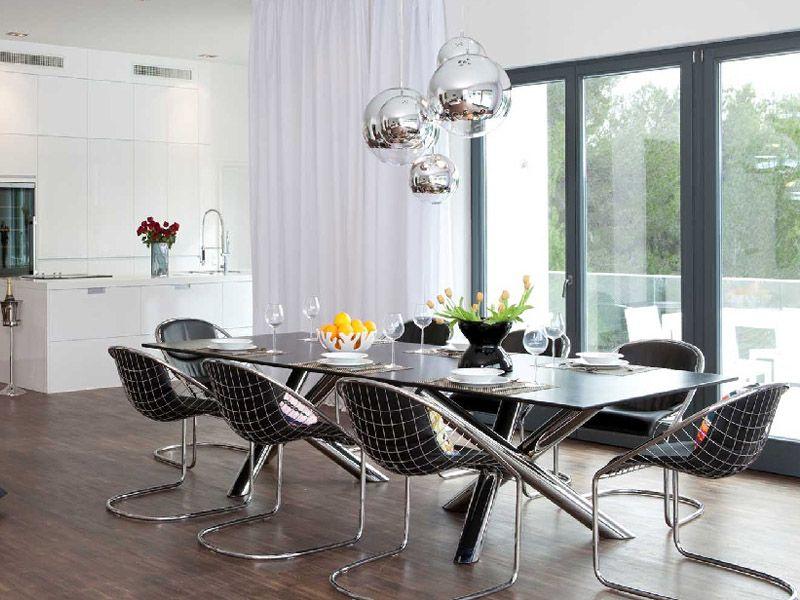 Modern Dining Room Lighting Fixtures Dining Room Lighting - Modern-dining-room-lighting-fixtures