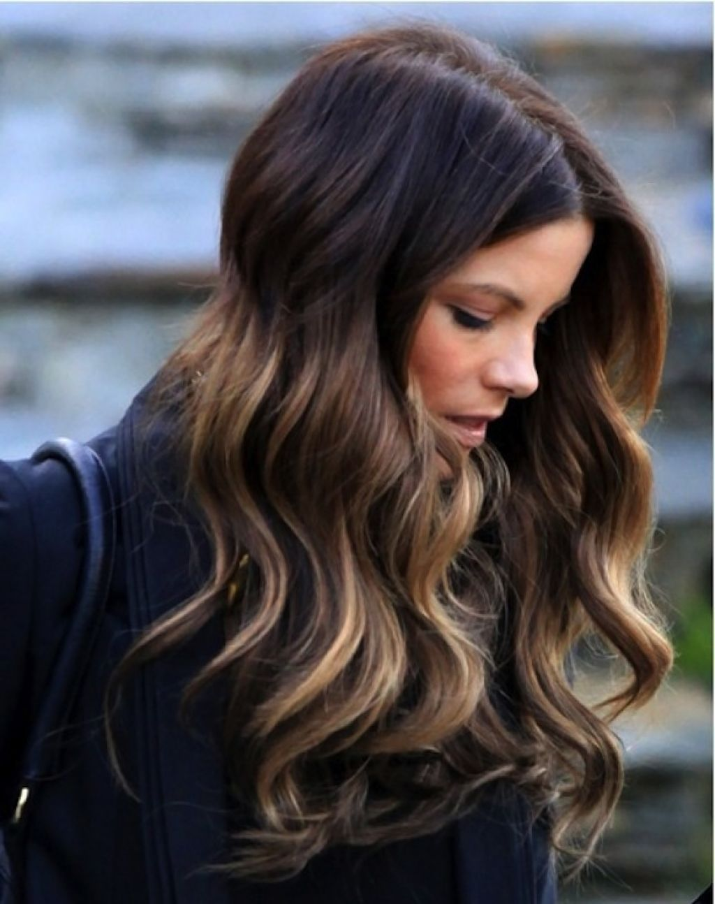 Dark Ombre Hair Preston Bailey Bride Ideas | Pics ...