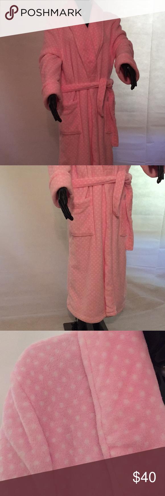 variety styles of 2019 colours and striking deft design Noire Jasmine Rose XL super plush robe NWOT Noire Jasmine ...