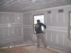 Drywall Maine Diy House Projects Installation Drywall