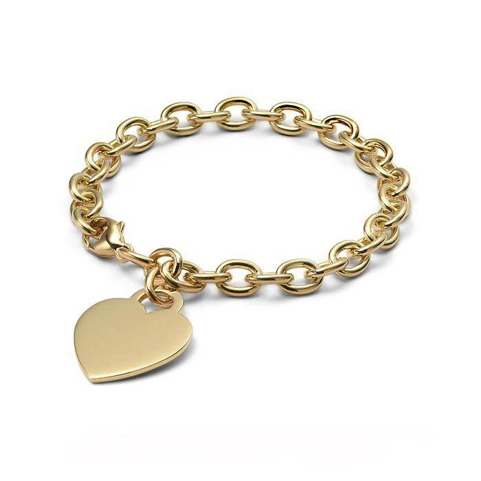 gold charm bracelet pandora bracelet gold charms